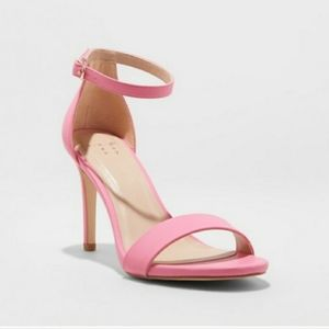 womens hot pink high heels 4 inches shoes